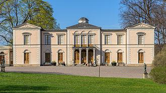 Fredrik Blom - Image: Rosendals palace May 2012