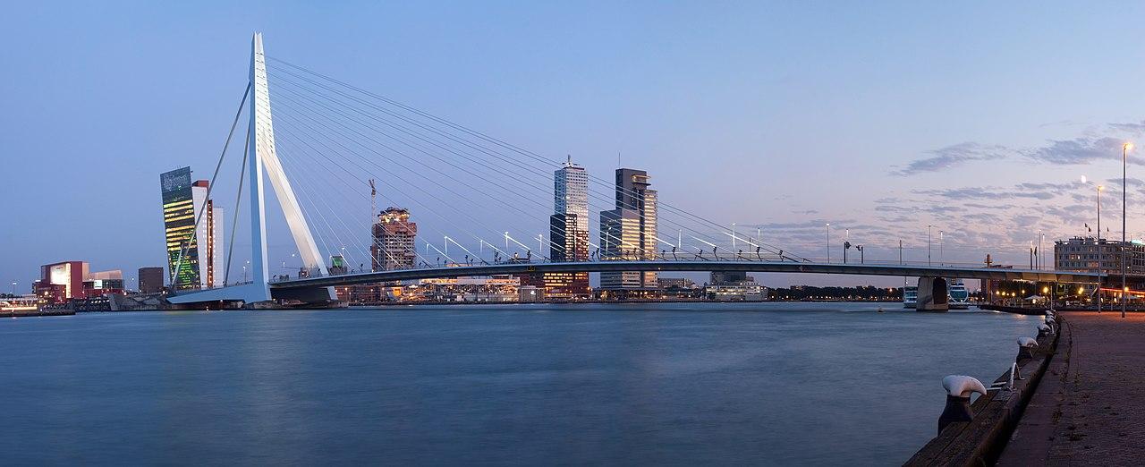 鹿特丹(Rotterdam)欧洲最酷的城市 - wuwei1101 - 西花社