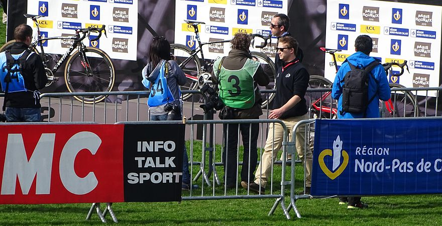Roubaix - Paris-Roubaix, 12 avril 2015, arrivée (A29).JPG