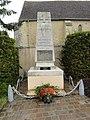 Rouessé-Fontaine (Sarthe) monument aux morts.jpg