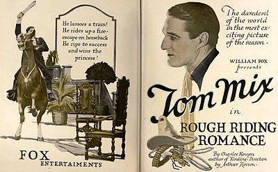Rough-Riding Romance (1919) - Ad.jpg