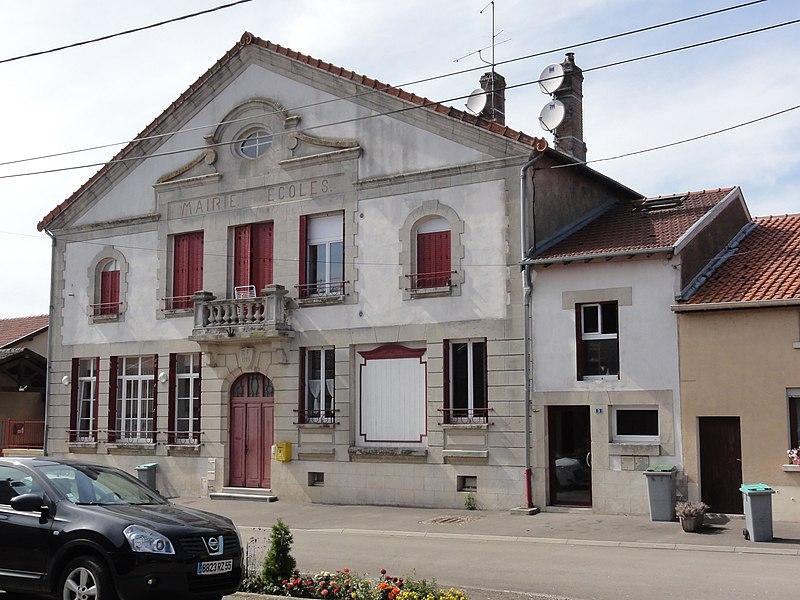 Rouvrois-sur-Othain (Meuse) mairie