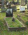 Roy Plomley grave Putney Vale 2014.jpg
