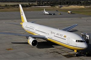 Royal Brunei Airlines Boeing 767-300ER Koch-1.jpg