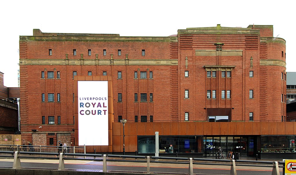 Royal Court Theatre, Liverpool