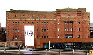 Royal Court Theatre, Liverpool theatre in Liverpool, England