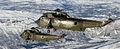 Royal Navy Seaking Mk4 Helicopters Over Northern Norway MOD 45156767.jpg
