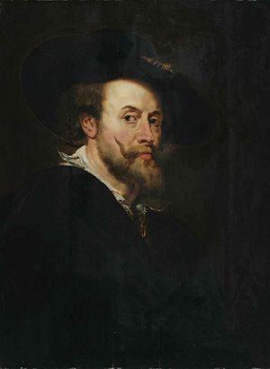 Rubens Selbstbildnis Siegerlandmuseum