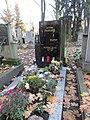 Rudolf Rokl-hrob, Hřbitov Malvazinky 84.jpg