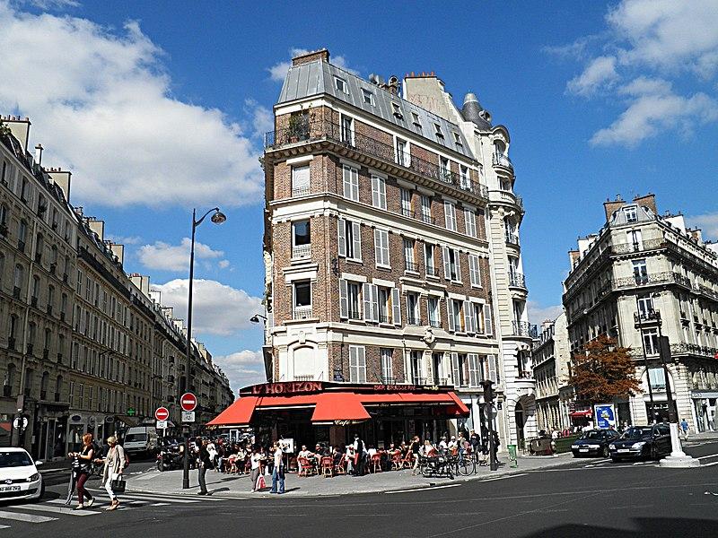 Ruas para compras em Paris