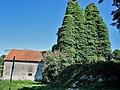 Ruine du clocher de l'abbatiale d'Aumonières. (2).jpg