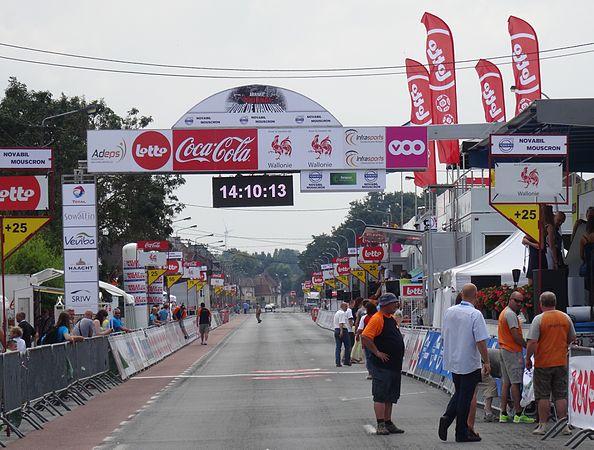 Rumillies (Tournai) - Tour de Wallonie, étape 1, 26 juillet 2014, arrivée (A10).JPG