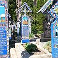 Rumunia, Sapanta, Wesoły Cmentarz DSCF7036.jpg
