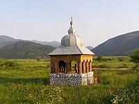 Capela ortodoxa na Transilvânia