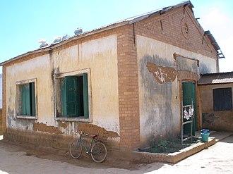 Education in Madagascar - Image: Rural school outside Antananarivo Madagascar