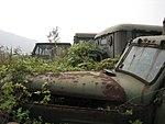 Rusty trucks, China Aviation Museum.jpg