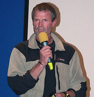 Ryszard Pawłowski Polish mountain climber