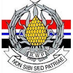 Regiment Westelike Provinsie - SANDF Regiment Western Cape emblem