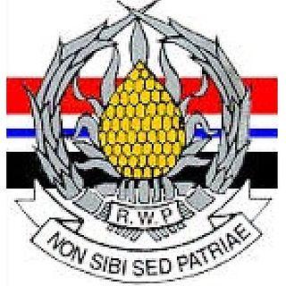 General Jan Smuts Regiment