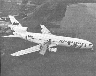 Scandinavian Airlines System Flight 901 1984 aviation accident