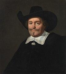 Portrait of Joan Huydecoper (1599-1661) (copy)