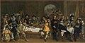 SA 7406-Schuttersmaaltijd met kolonel Jan van de Poll en kapitein Gijsbert van de Poll.jpg