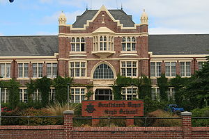 Southland Boys' High School - Southland Boys High School