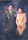 SBY and wife in official military portrait.jpg