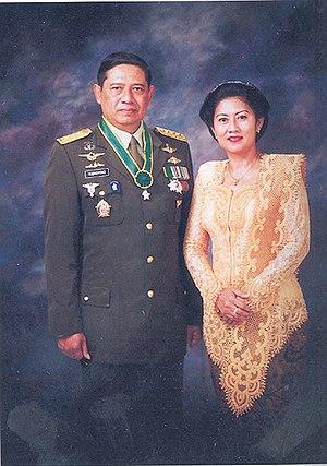 Kristiani Herrawati - Yudhoyono and Kristiani