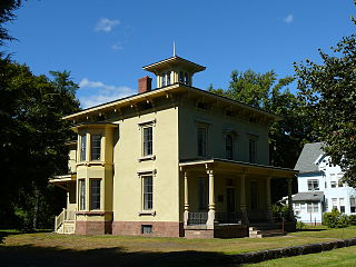 Franklin Johnson House United States historic place