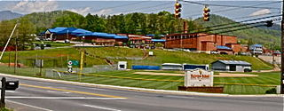 Smoky Mountain High School School in Sylva, North Carolina