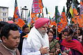 SS Ahluwalia BJP - Filing Nominations for the 2014 Darjeeling Lok Sabha Parliamentary Constituency - 2.JPG