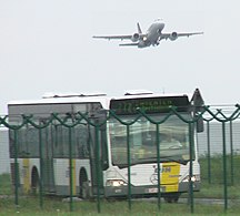 Διεθνές Αεροδρόμιο Βρυξελλών-Αυτοκίνητο-START-lijn 272 Brussels Airport