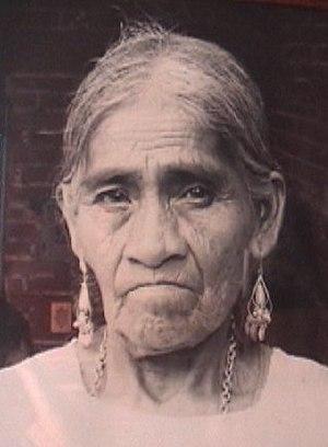 Sierra Madre de Oaxaca - María Sabina.