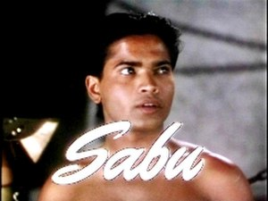 Sabu Dastagir - in the trailer for Cobra Woman (1944)