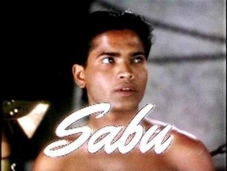 Sabu Dastagir - in the trailer for Cobra Woman (1944)