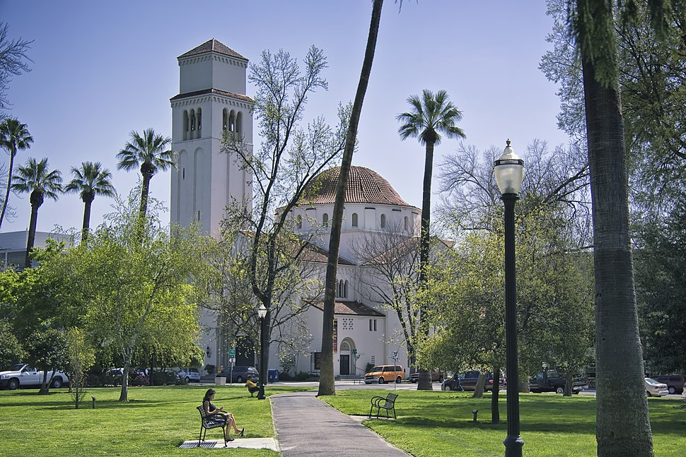 Sacramento, CA %E2%80%94 Westminster Presbyterian Church