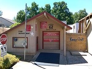 Safetyville USA - Miniature Sacramento Fire Department