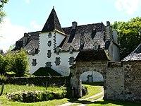 Saint-Cernin (15) château Cambon.jpg