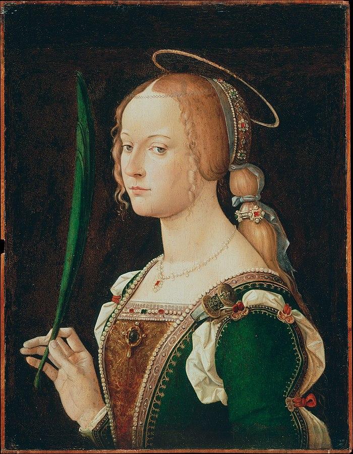 Saint Justina of Padua