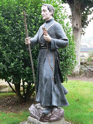 Montfort-sur-Meu - Saint Louis-Marie Grignion