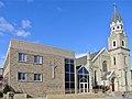 Saint Patrick's Catholic Church and Parish Center.JPG
