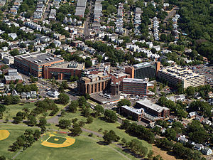 Saint Peter's University Hospital - Image: Saint Peter's University Hospital