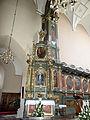 Saint Stanislaus church in Bodzentyn - Altar - 01.jpg