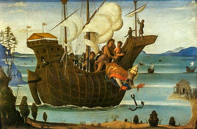 Мученичество святого Климента. Бернардино Фунгаи