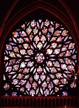 France, Sainte-Chapelle, Paris, the Apocalypse...