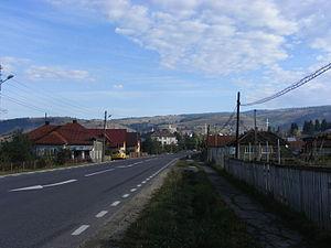 Sărmaș - Image: Salamás 2