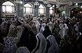 Salat Eid al-Fitr 1438 AH, Jameh Mosque of Gorgan - 25 June 2017 12.jpg