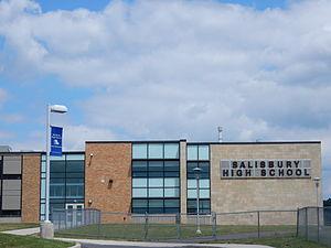 Salisbury Township, Lehigh County, Pennsylvania - Salisbury High School.
