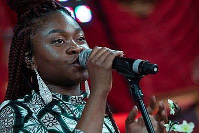 Picture of a band or musician: Sampa The Great
